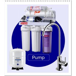 Zermatt Pumup Model Su Arıtma Cihazı