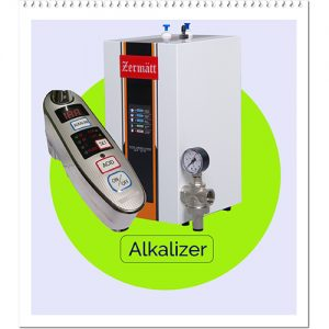 İyonizer Alkalizer Zermatt Su Arıtma Sistemleri