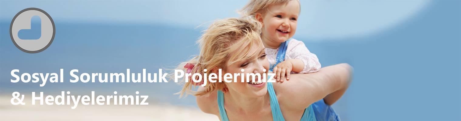 Zermatt Aquaporin Su Arıtma Sistemleri sosyal sorumluluk projelerimiz